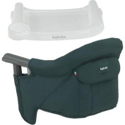 Inglesina - Fast Table Chair With Dining Tray - Dark Green