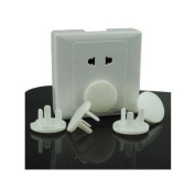 Outlet Plugs, Interbusiness 20pcs Outlet Plugs Safety Cover Protectors for Baby