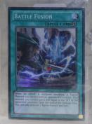 Yu-Gi-Oh! - Battle Fusion (DRLG-EN017) - Dragons of Legend - 1st Edition - Super Rare