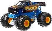 Hot Wheels Monster Jam Aftershock Die-Cast Vehicle, 1:24 Scale