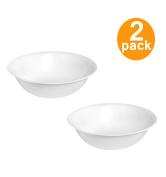 Corelle Livingware 1.9l Serving Bowl, Winter Frost White