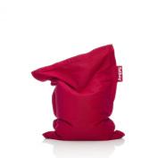 Fatboy Junior Stonewashed Bean Bag, Red