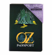 Passport to Oz Mini Notebook - By The Unemployed Philosophers Guild