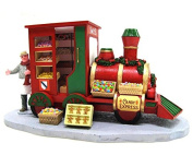 Lemax Village Collection Christmas Market Candy Seller # 33023