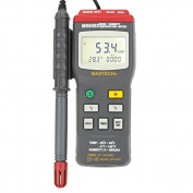 MASTECH MS6503 Digital Thermo-hygrometer Temperature Humidity Metre Tester W/ Timer & RS232 Interface