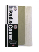 Ritz Professional Treated Cotton Basic Ironing Board Pad and Cover Set