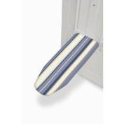 Homz Over-The-Door Ironing Board 110cm L X 36cm W Blue