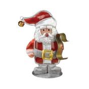 Santa Claus Christmas Tea Light Candle Holder