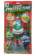 Sorbco Floor Protector, 80cm Absorbent Mat for Christmas Trees and Large Houseplants