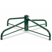 National Tree 90cm Folding Tree Stand for 2.7m to 3.7m Trees, Fits 5.1cm Pole and 3.2cm Pole