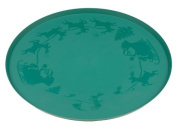 Jack-Post Floor Protection Resin Tree Stand Tray, 70cm in Diameter