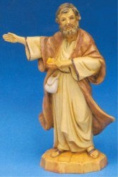 Fontanini by Roman Thaddeus the Innkeeper 57578 Centennial Nativity Figurine, 13cm