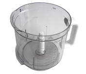 Replacement Bowl For Braun Food Processors Fits Models K650 K600 K700 K750 FP3010 FX3030WH