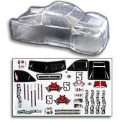Redcat Racing Short Course Truck Body (1/8 Scale), Clear