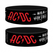 AC/DC - Rubber Wristband / Bracelet