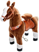 Vroom Rider X Ponycycle Ride-On Horse for 4-9 Years Old - Medium