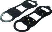 Highlander Snow Plus Ice Grippers Stretchable Thermoplastic Rubber Construction