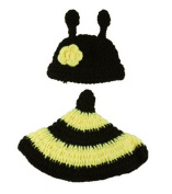 KingWinX Baby Costume for Taking Photos, Bee