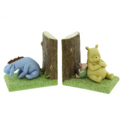 Disney Christening Winnie The Pooh Book Ends