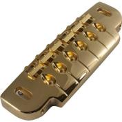 Gotoh Combination Bridge/Tailpiece Gold