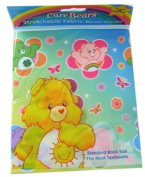 Care Bears Book Cover : Stretchable Fabric Book Cover