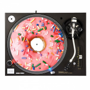 Donut Sprinkles - DJ Turntable Slipmat