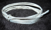 1.5m of 22awg Vintage-correct Braided Shield Wire for Guitars