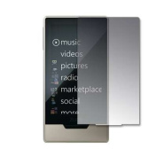 Premium Crystal Clear Screen Protector for Microsoft Zune HD 16 GB / 32 GB Platinum