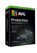 AVG PROTECTION 2015, 2 YEARS