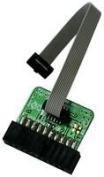 OLIMEX - ARM-JTAG-20-10 - PLUG-IN ADAPTER, ARM BASED PROCESSOR