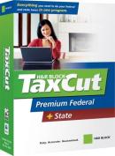 H & R Block TaxCut 2007 Premium Federal + State [OLD VERSION]