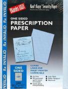 Blue Security Prescription Paper - 250 Sheets
