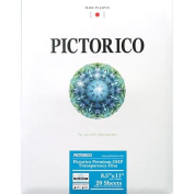 Pictorico TPU100 Premium OHP Transparency Film, 170gsm, 5.2mil., 22cm x 28cm -20 Sheets