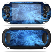 Protective Vinyl Skin Decal Cover for PS Vita PSVITA Playstation Vita Portable Sticker Skins Blue Mystic