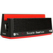 Focusrite iTrack Pocket Portable Stereo Microphone and Guitar Input for iPhone Video Creation and Sharing
