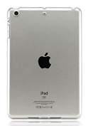 Apple iPad Mini 1 | 2 | 3 Case, Case Army® Scratch-Resistant Slim Clear Case for Apple iPad Mini | iPad Mini 2 | iPad Mini 3 Silicone Crystal Clear Cover with TPU Bumper