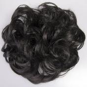 KoKo Hair Scrunchies (Raven)