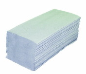 Tiga-Med Hand Towels Recycled Paper 2-Ply 10 Packs (1600 Sheets) 25 x 23 cm