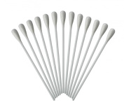 Tiga-Med Large Head Cotton Swab 15 cm, Hygienically Packed Pack of 500