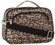 Travelon Mini Cosmetic Organiser/Travel Case, Leopard, One Size