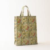 William Morris Golden Lily Medium PVC / Oilcloth Tote Bag