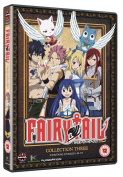 Fairy Tail: Collection 3 [Region 2]