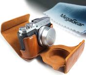 "MegaGear ""Ever Ready"" Protective Leather Camera Case, Bag for Fujifilm X30 Digital Camera"