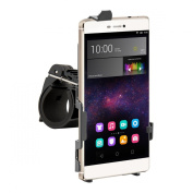 Bicycle mount for Huawei P8 - keeps your mobile phone positioned securely!