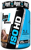 Iso HD, Chocolate Brownie - 740 grammes by BPI Sports mm