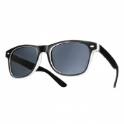 Unisex SUN READING GLASSES +1.00, +1.5 +2.00 +2.5 +4.00 SUNGLASSES BLACK RETRO NOW BIG PROMOTION
