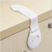 Souked Refrigerator Toilet Drawers Safety Plastic Lock For Kid Baby Safety