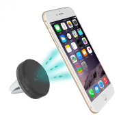 Aukey Car Magnetic Air Vent Mount Smartphone Holder for iPhone, Android and Windows Smartphones; GPS; iPod Touch; MP3 Player
