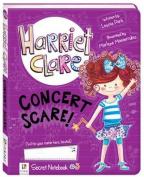 Harriet Clare Concert Scare (book 3)