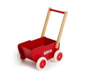 BRIO Wooden Toy Pram
